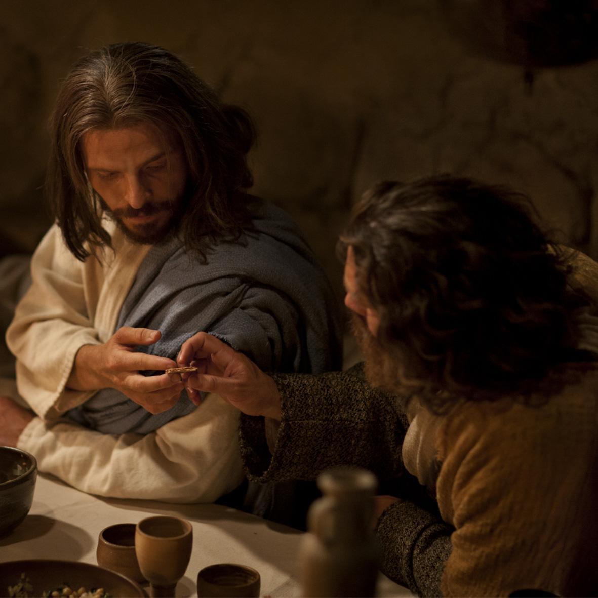 Sakramentti on symboli Kristuksen ruumiista ja verestä