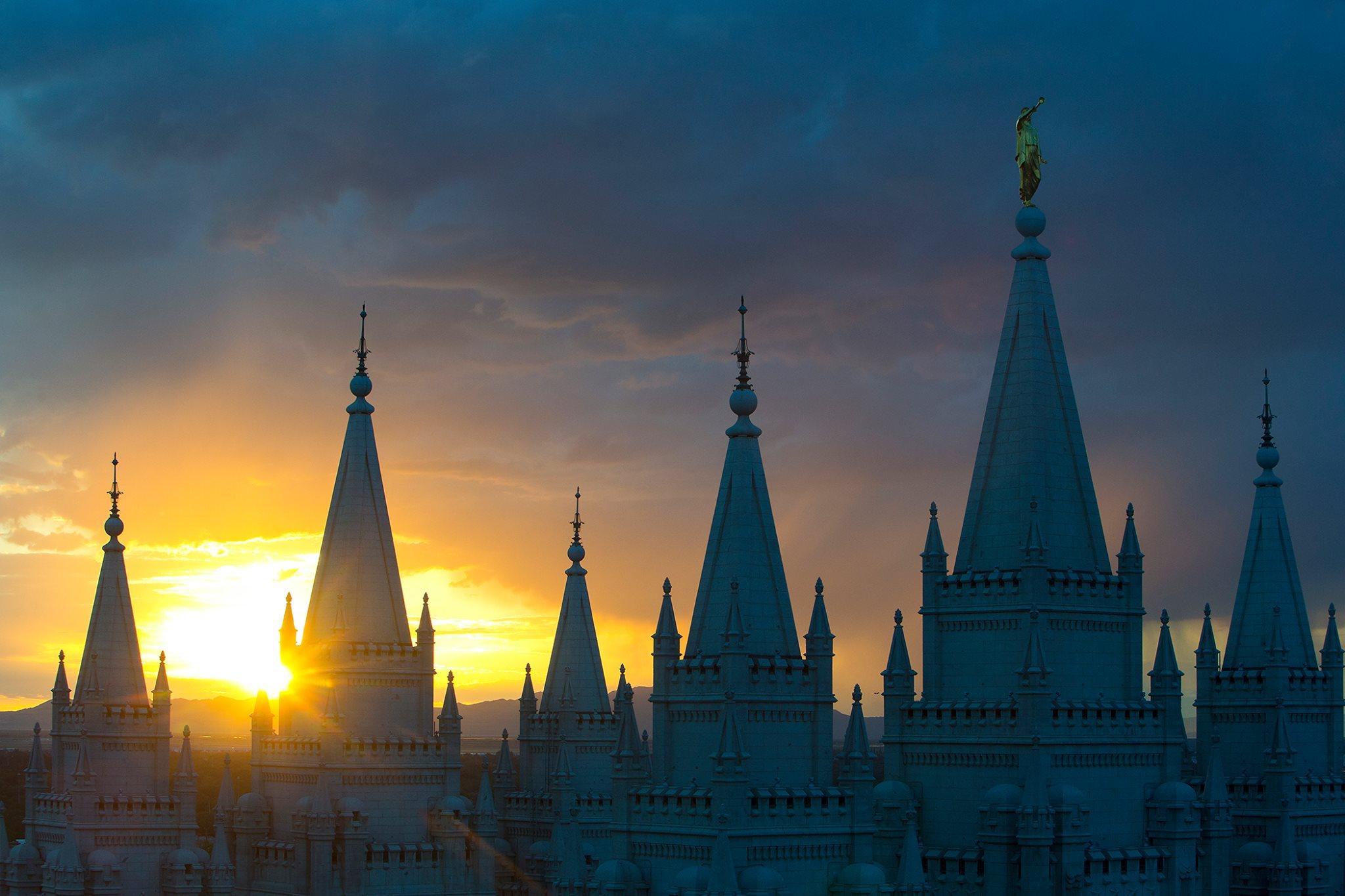 """""""Herralle pyhitetty"""" – temppelien merkitys uskonnossamme"""