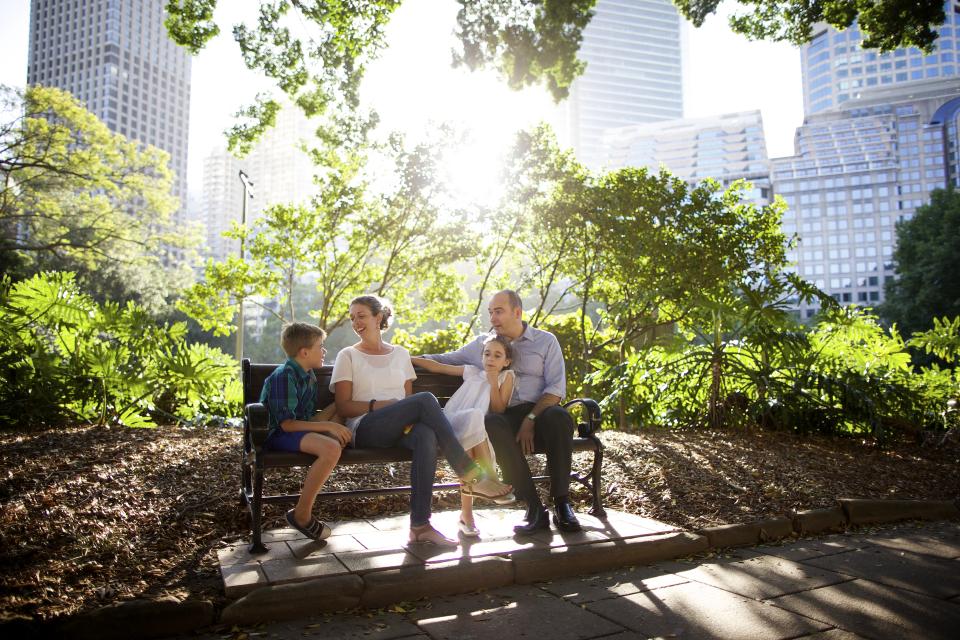 Perhe on kirkkomme tärkein yksikkö, siellä alkaa elämän suuri kokemuksien ja opetusten seikkailu