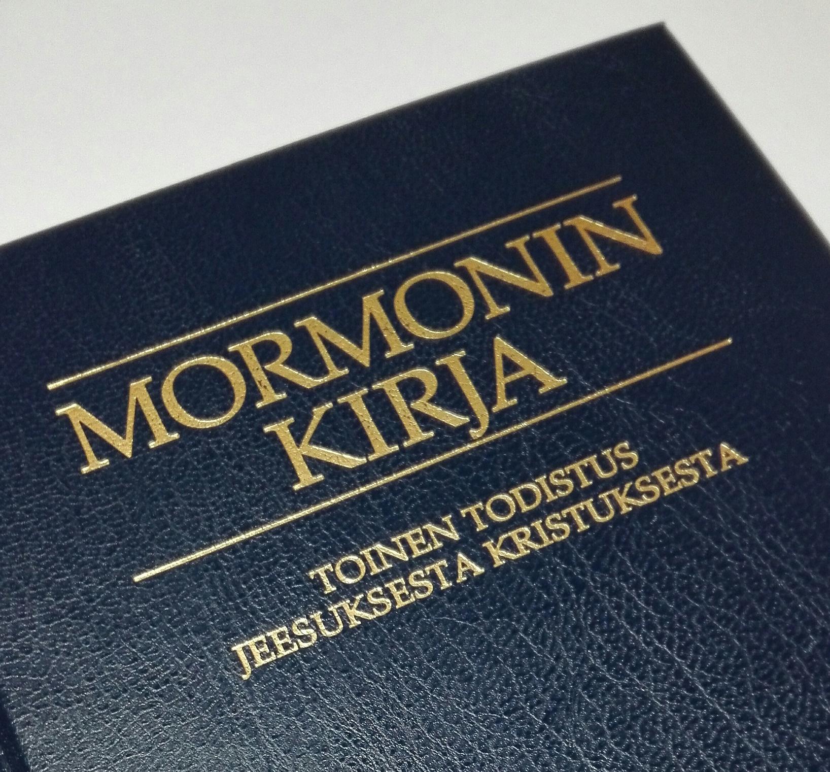 Kun juutalainen lukee Mormonin kirjan