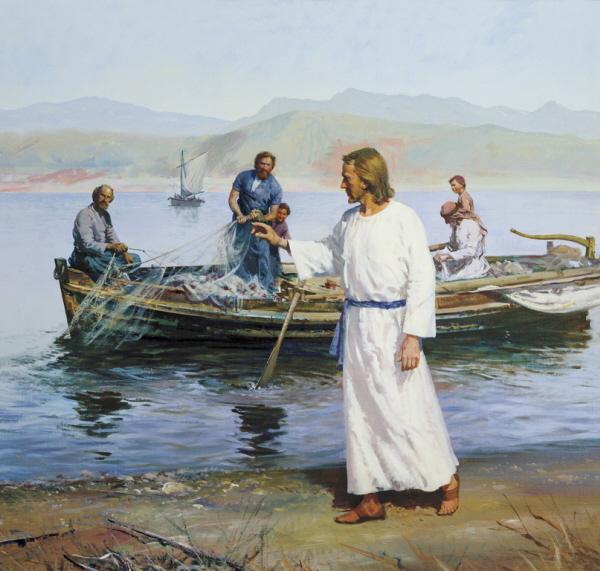 Herran apostolin kutsuminen