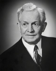 David O. McKay oli mormonien johtaja vuosina 1951-1970