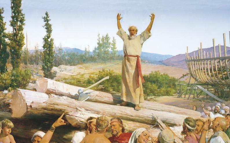 Miksi Jumala kutsuu profeettoja?