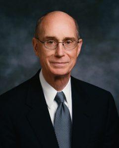 Henry B. Eyring ensimmäinen neuvonantaja kirkon ensimmäisessä presidenttikunnassa