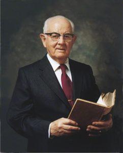 Spencer W. Kimball mormonien 12. profeetta myöhempien aikojen pyhien Jeesuksen Kristuksen Kirkossa