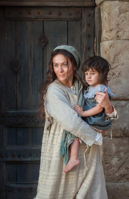 Myös Jeesuksella oli kuolevaiset vanhemmat kasvattamassa häntä