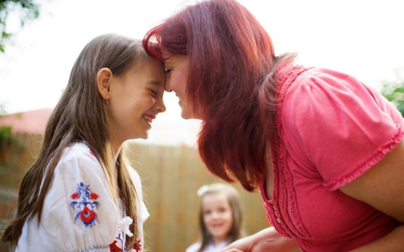 Äitienpäivä: Mitä on olla mormoniäiti