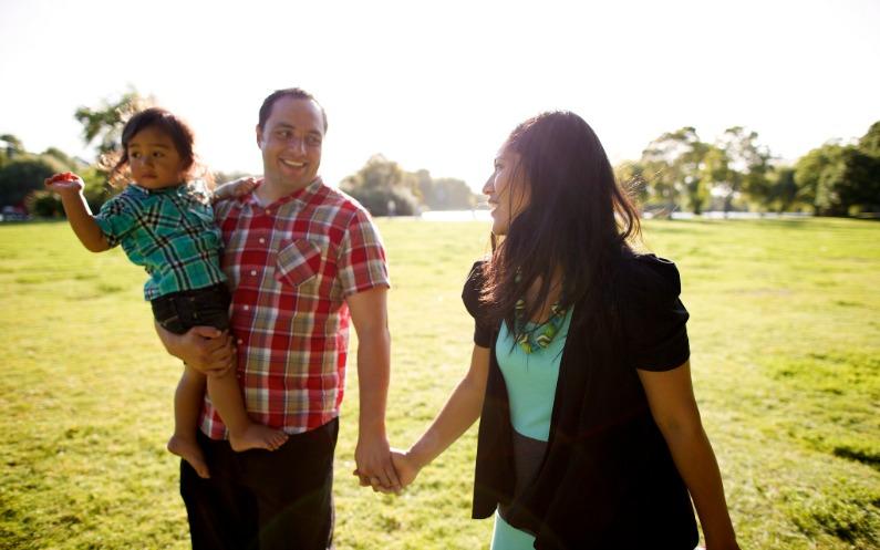 Iankaikkisen perheen kasvattaminen