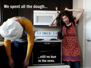 Whitney ja Blake yrittävät leipova
