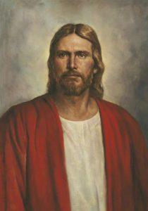 Jeesus Kristus on kirkon keskipiste