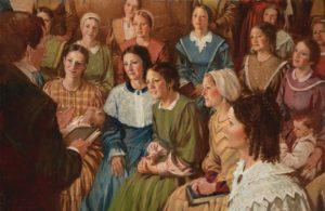 Joseph Smith perusti apuyhdistyksen