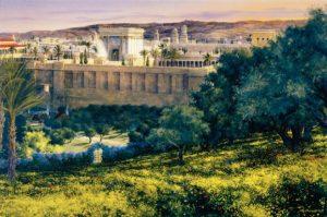 Ennen Herran tulemista tulee olemaan monia Uusia Jerusalemeita