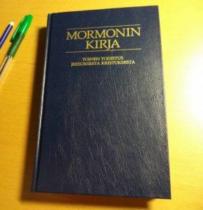Mormonin kirja osoittaa, että Joseph Smith oli profeetta