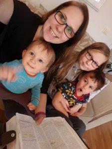 Tanja Häyrynen onkäännynnäinen mormoni