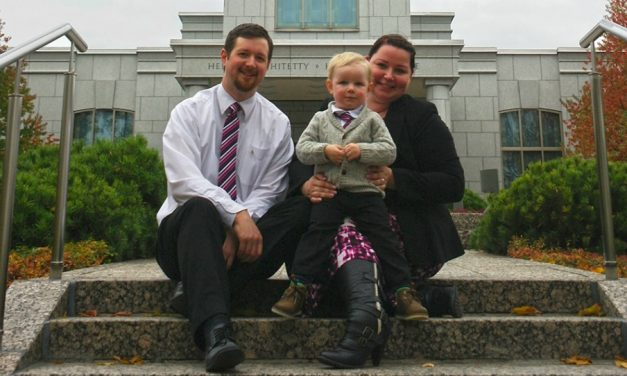 Riemukas Robinsonin perhe