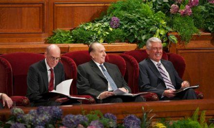 Kuinka apostolit valmistavat konferenssipuheensa?