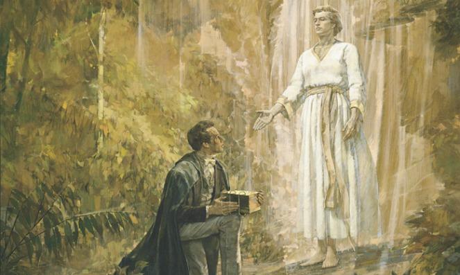Kultalevyt ja Mormonin kirjan käännös