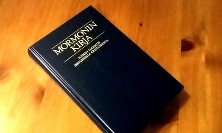 Ennen kuin heität Mormonin kirjan ikkunasta…