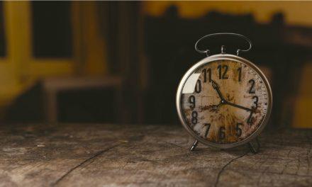 Annammeko ajan karata käsistämme?