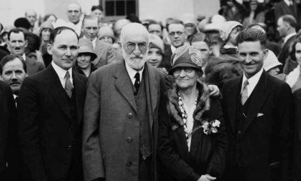 Presidentti Grantin merkittävä uni, jossa hänen vaimonsa vieraili henkimaailmasta