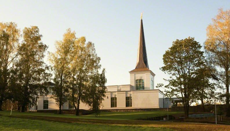Mitä jotkin mormonitemppeleiden symbolit merkitsevät?