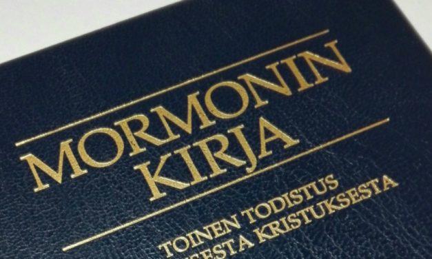 Mormonin kirjan todisteet