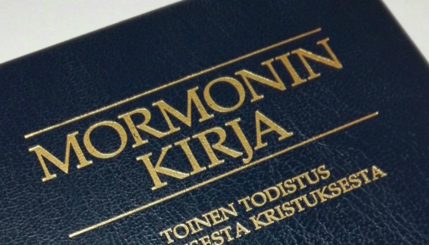 Minkälaista elämäsi olisi ilman Mormonin kirjaa?