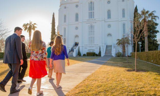 Uskovatko mormonit oikeasti, että heistä voi tulla Jumalan kaltaisia?