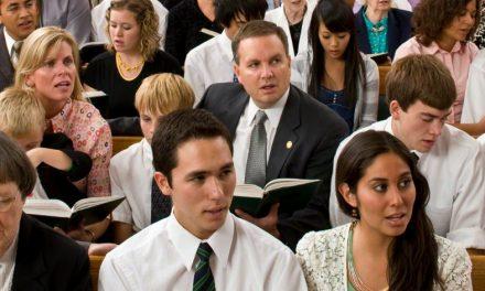 4 vinkkiä niille, jotka kokevat ahdistuneisuutta temppelissä ja kirkossa