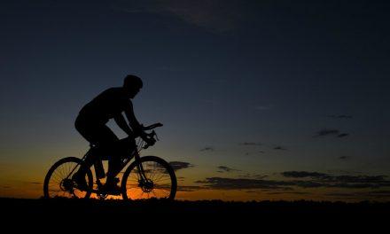 160 kilometriä pyörän päällä opetti minulle miksi Kristus ei poista koettelemuksiamme