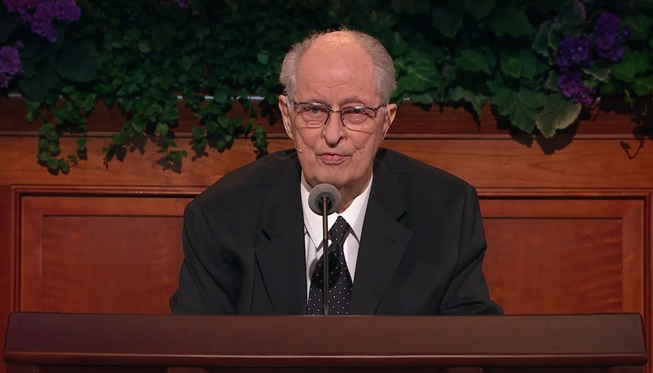 Elder Robert D. Hales menehtyi 85-vuotiaana