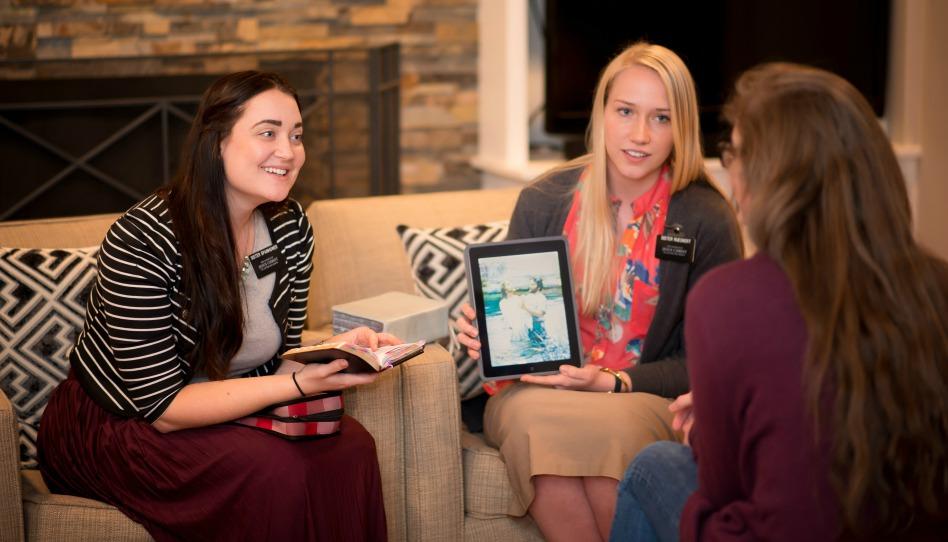 Mitä tapahtui, kun Jehovan todistaja yritti käännyttää mormonilähetyssaarnaajat?