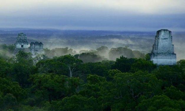 Maya-alueen uudet löydökset ja Mormonin kirja