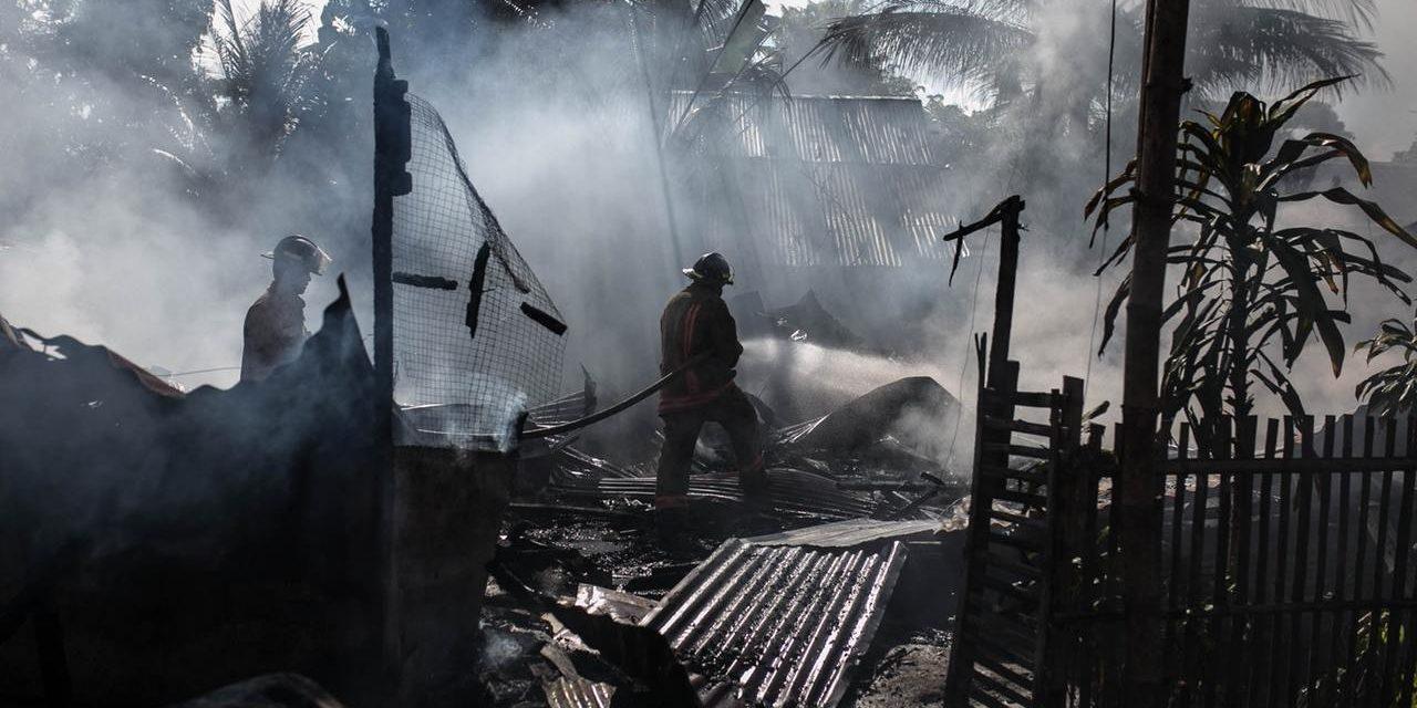Miksi Jumala sallii viattomien ihmisten kärsiä luonnonkatastrofeissa?