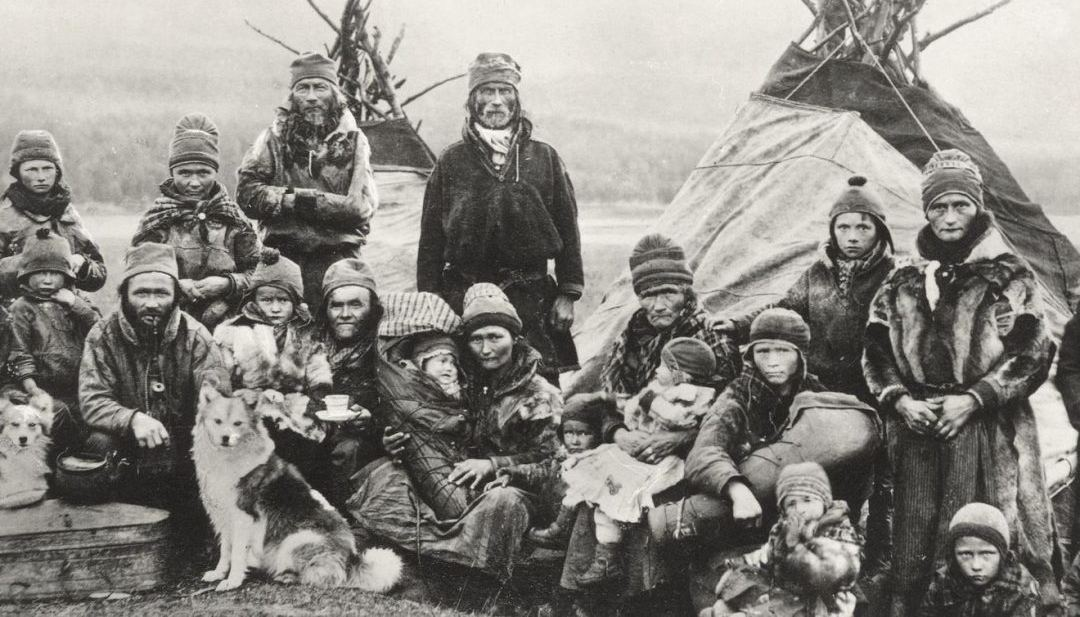 Onko mahdollista, että Pohjois-Norjan saamelaiset polveutuvat yhdestä Israelin kadonneista sukukunnista?