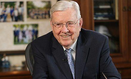 Mitä presidentti Ballard oppi onnesta käytyään keskustelun miljardöörin ja kahden miljonäärin kanssa
