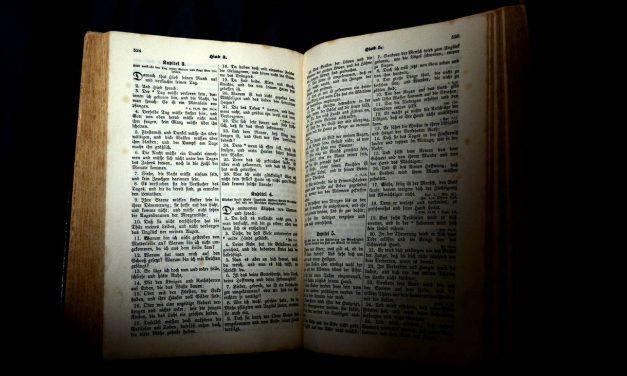 Oliko alkuaikojen kristityillä Raamattu?