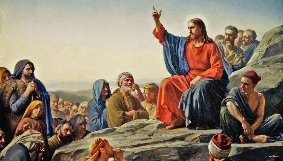Armon luonne: Vuorisaarnan opetuksia vihasta ja kostosta