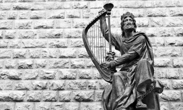 Kuinka kuningas Daavid saattoi olla profeetta, kun hän teki niin monia syntejä?
