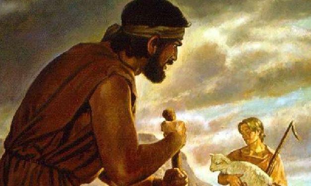 Miksi Herra torjui Kainin uhrin?