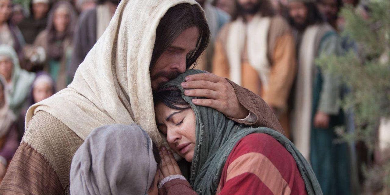 Jeesus itki, ja minäkin voin: miksi meidän täytyy ymmärtää, että meidän ei aina tarvitse olla onnellisia
