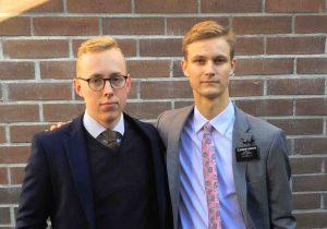 Vanhin Koivisto on suomalainen MAP-kirkon lähetyssaarnaaja, joka asuu Islannissa  ja opiskelee maan kieltä.